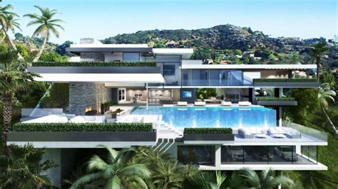 best white modern pool homes around the wourld 10 homes with stunning panoramas presented on designrulz