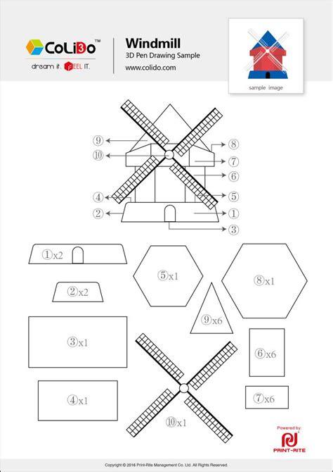 3doodler templates pin by arndt on 3doodler vorlagen papierkunst