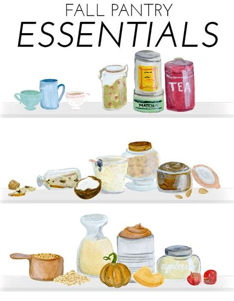 25 best ideas about pantry essentials on