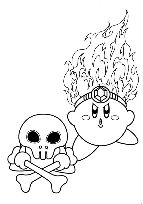 printable coloring pages kirby free printable kirby coloring pages for kids