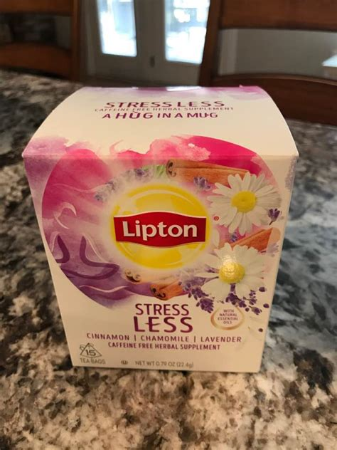 Lipton Detox Tea by Lipton Introduces Wellness Teas That Are For Fall