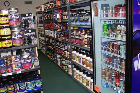 supplement store supplements for a strong heroes