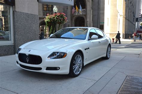 2013 Maserati Quattroporte For Sale by 2013 Maserati Quattroporte S Stock B572aa For Sale Near