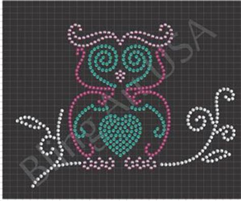 107 Best Images About Hot Fix On Pinterest Patterns Rhinestones And Paper Embroidery Rhinestone Template Cutter Machine
