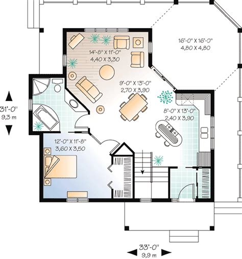 great house plans great coastal home plan 21568dr architectural designs