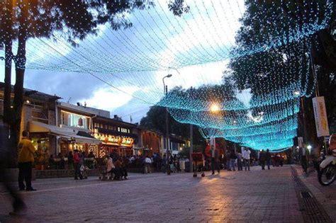 offbeat tourist attractions  bogota colombia urban