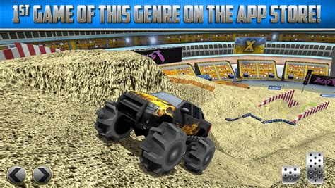 monster truck racing games 3d 3d monster truck parking game android apps on google play