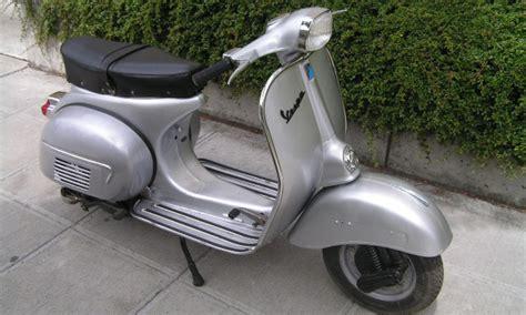 Jual Sho Metal Jogja 1963 vespa scooter gl 15603