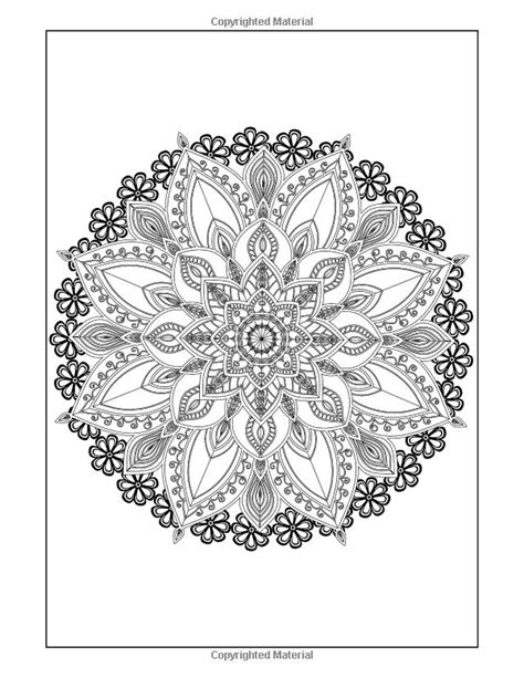 mandala coloring book for adults volume 1 2011 best images about mandalas coloring pages on