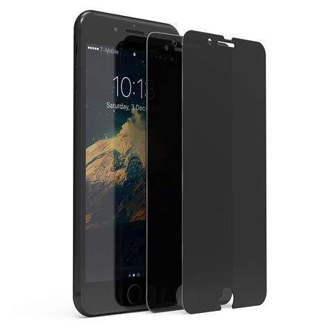 iphone   privacy screen protector cambond tempered