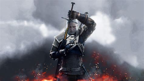 wallpaper 4k the witcher 3 the witcher 3 wild hunt blood and wine backgrounds 4k