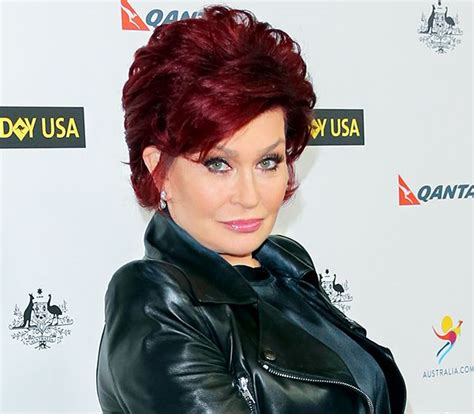 recent sharon osbourne hairstyle 2014 1000 ideas about sharon osbourne on pinterest sharon