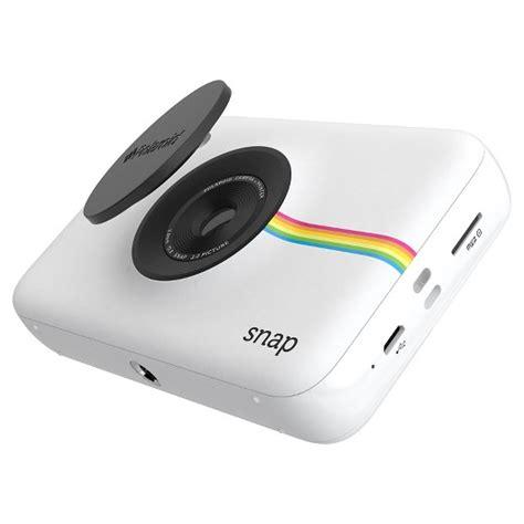 polaroid white polaroid snap digital instant white target
