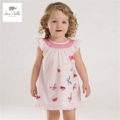 Dress Babycute Coksu db3340 dave summer baby butterfly printed appliques dress baby birthday dress