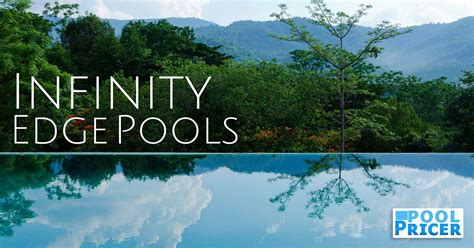 infinity edge pools cost is one big quot negative quot