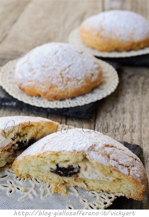 dolci alla ricotta arte in cucina spagnolette siciliane ripiene alla ricotta arte in cucina