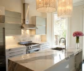 marble kitchen design white marble backsplash kitchen contemporary with black