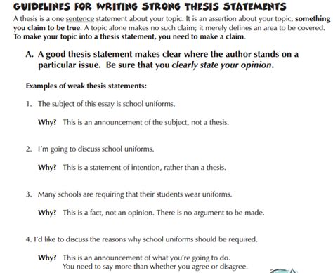 What Makes A Research Paper - what makes up a thesis statement
