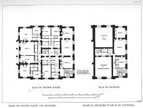 Le Petit Trianon Floor Plans by Mansion Floor Plans Le Petit Trianon Paris France