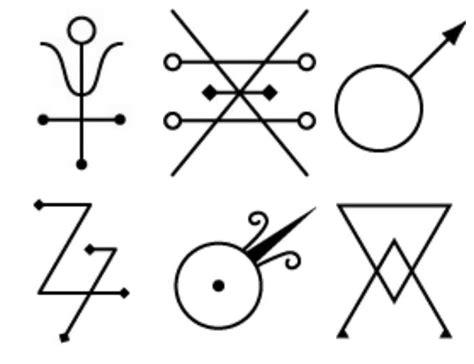 imagenes de simbolos alquimistas simbolos de alquimia de tiempos antiguos