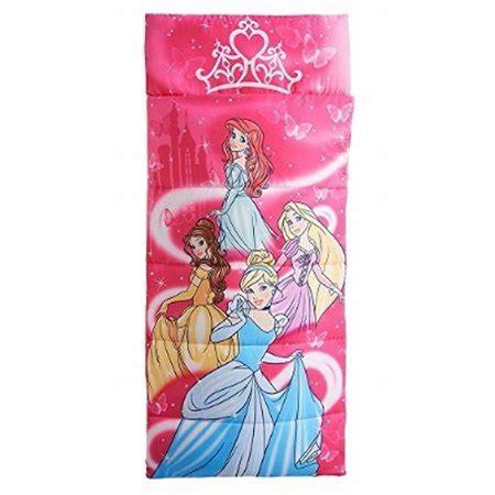 princess sleeping bag with pillow disney princess sleep slumber bag with built in