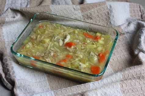 vegetables make me sick easy healing chicken and vegetable soup aip paleo whole