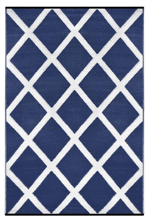 Navy Blue And White Rug Roselawnlutheran And Blue Rug