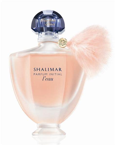 guerlain shalimar parfum initial l eau si sensuelle new fragrances