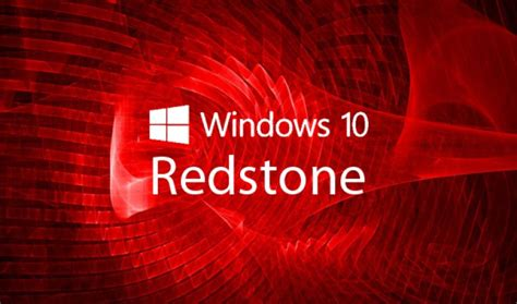 wallpaper windows 10 redstone windows 10 redstone microsoft rilascia la nuova insider