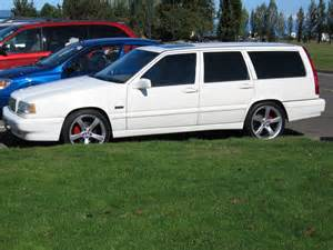 1996 Volvo 850 Turbo 1996 Volvo 850 Turbo Wagon Reviews