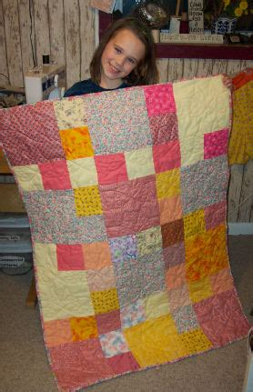 Emily Patchwork Quilt - photos of handmade quilts photo of quilts made