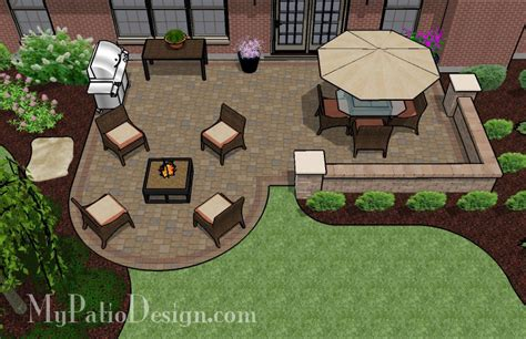 Backyard Layouts Ideas Best 25 Patio Plans Ideas On Patio Outdoor Patio Designs And Diy Decks Ideas