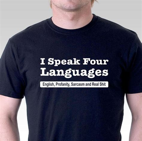 T Shirt The Languages I Speak 96 best images about t shirts from possums print shop on
