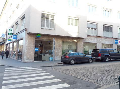 Hypo Dreifaltigkeitsgasse Salzburg Hypo Salzburg