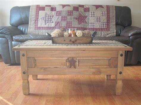 primitive coffee table decor coffee table primitive rustic country decor