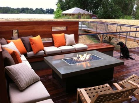 choosing a pit bowl for your outdoor living spaces