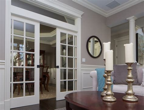 Custom Interior French Doors To Update Your Home Home Custom Sliding Doors Interior