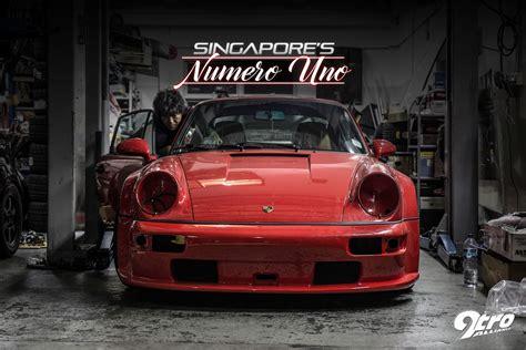 porsche 996 rwb rwb porsche 964 singapore s numero uno 9tro