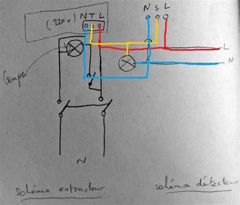 Comment Brancher Un Extracteur De Salle De Bain by Forum 201 Lectricit 233 Brancher Extracteur D Air Avec