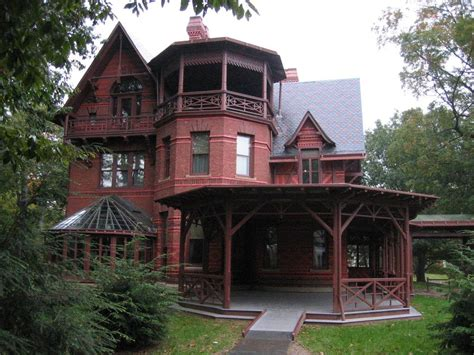mark twain house home and inspiration for a beloved american icon the mark twain house must see places