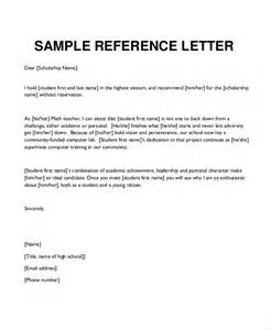 letter of character recommendation template sle character reference letter 9 exles in word pdf