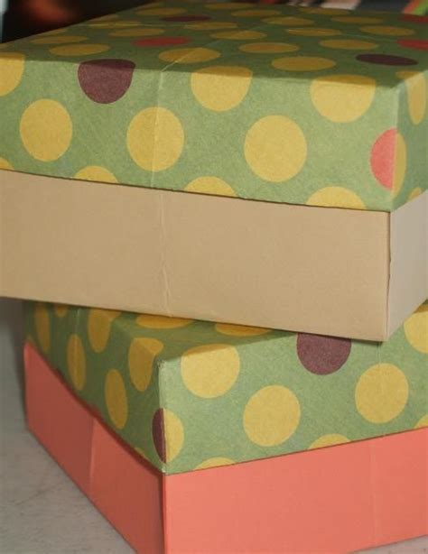 How To Make Boxes Out Of Paper - this and that how to make a box out of paper