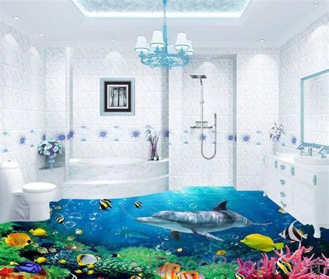 dophin coral colorful fish   sea  floor