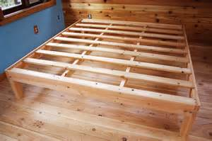 Solid Wood Bed Frame King Etsy Your Place To Buy And Sell All Things Handmade