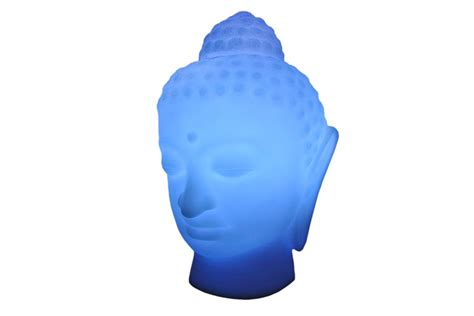 buddha illuminazione buddha luminoso led aeffe design