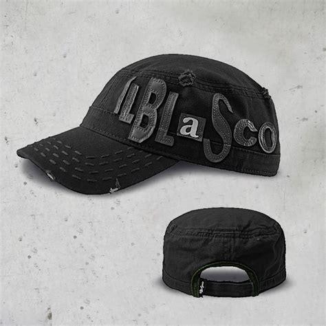 cappello vasco cappello il blasco nero 2016 vasco cappelli