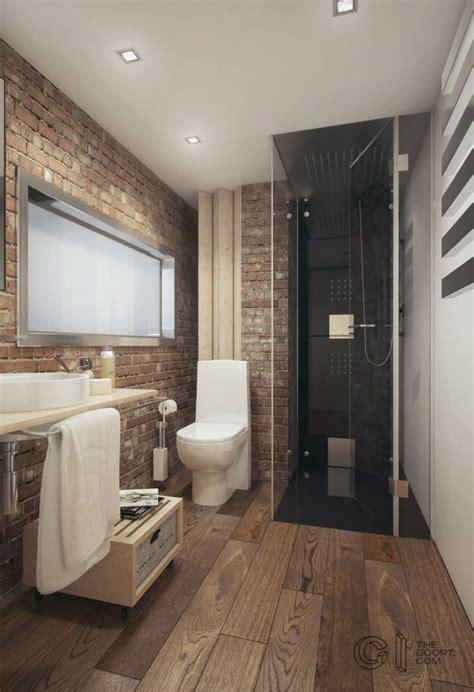 small apartment bathroom the 25 best brick bathroom ideas on pinterest bathroom