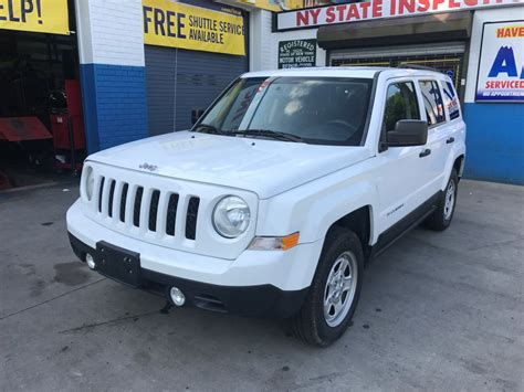 used jeep patriot used 2012 jeep patriot sport suv 9 690 00