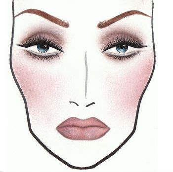 Mac Makeup Application by 17 Best Images About Mac Charts On Makeup Cut Crease And Mac Makeup Tutorials