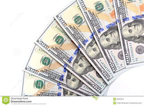 folded 100 dollar bill business card new dollar new u s hundred dollar bills folded like a fan put into